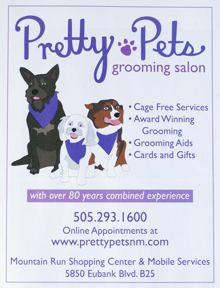 Dog Grooming Ads